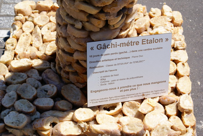 Gâchi-mètre étalon
